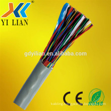 Multi core UTP cat5 25 pair cable 0.5mm OFC communication cable