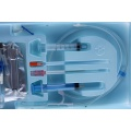 Disposable Pediatric Center Kit Vena Ganda Lumen Kit