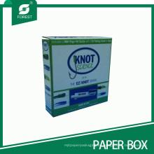 Caja de empaquetado del cepillo de dientes de la impresión de encargo de la fábrica