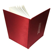 Hardcover Custom Book Printing with Hot Stamping