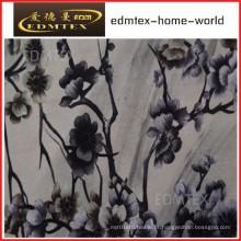 Cortina de tecido com impresso Styled-Cheap Preço EDM0579