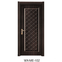 Low Price Excellent Quality Hotsale Melamine Door (WX-ME-102)