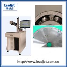Machine d'inscription de laser de fibre de métal à grande vitesse