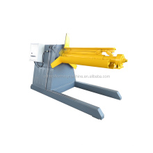 steel coil material decoiler for sale