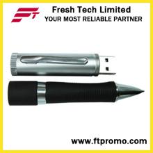 OEM компании подарок перо стиль USB флэш-накопитель (D402)