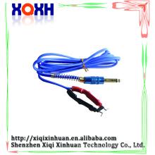 Cable de clip de silicona digital para lápiz de cejas, fuente de alimentación de máquina de bordado