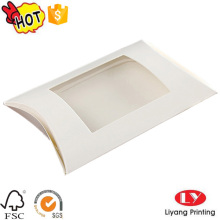 Custom cosmetic or match pillow packaging box printing