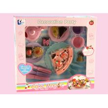 Kuchen-Magcic des Küchen-Spiel-Satzes für Kinder