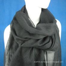 Bufanda de lana y cachemira para señora