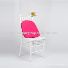 Trending Elegant Wedding White Tiffany Chair