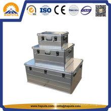 Алюминиевые пустой чемодан и ящик для хранения (HW-5002)