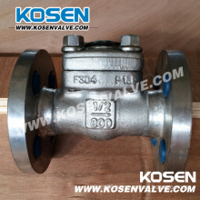 Flanged Ends Check Valve (H41W)