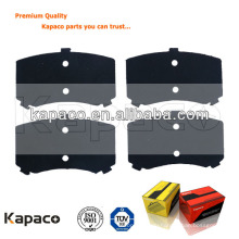 Kapaco дисковая тормозная колодка Резиновая прокладка для D1447