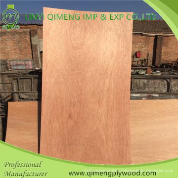 Bbcc Grade Bintangor Door Skin Plywood with 3′x6′ 3′x7′ 3′x8′ Size