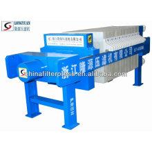 High Pressure Hydraulic PP Membrane Filter Presse