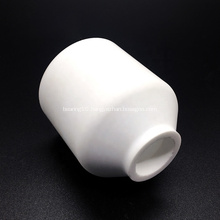 Custom processing 99% Al2O3 alumina ceramic parts