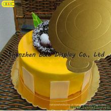 Forma redonda com placas do bolo do Die-Cut, placas do bolo do FDA e do GV (B & C-K060)
