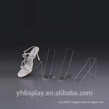 Clear Acrylic Shoe Holder