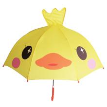 B17 gelbe Ente Regenschirm Regenschirm Rippe Tipps Kind Regenschirm