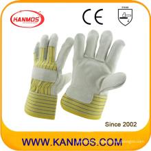 Кожаные перчатки из натуральной пшеницы (120042)