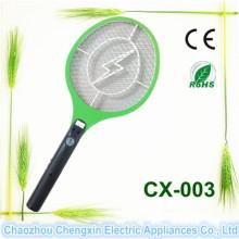 Ventas calientes de mosquitos recargables Swatter Big Size Bat con linterna