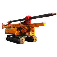 160kw hydraulic bore rotary piling drilling rig