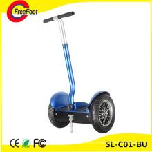 Двухколесный электрический балансировочный автомобиль