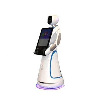 Robot interactif grand écran HD Touch