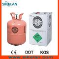 Slightly Sour R401A Mixed Refrigerant Gas