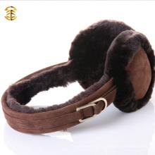 Chaussures en fourrure Soft Peluche Winter Warm Ear Pad Muffs Cover Earmuffs