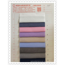 Polyester Baumwollgarn gefärbt Oxford Shirting Stoff