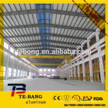 Longspan and acid-proof aluminum roofing sheet