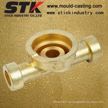Parte de fundición de aleación de latón y cobre (STK-BC-0418)