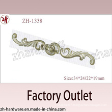 Factory Direct Sale Zinc Alloy Big Pull Archaize Handle (ZH-1338)