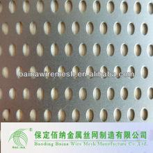 Gute After-Sales-Service Stahl perforierte Blatt Zaun