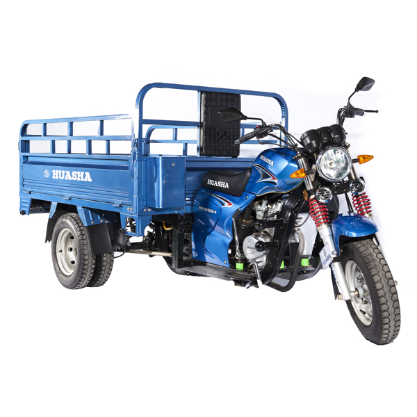 Wheeler 200cc Cargo Tricycle