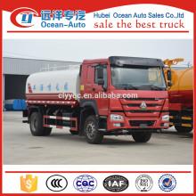 10000L 4x2 SINOTRUK HOWO water truck sale