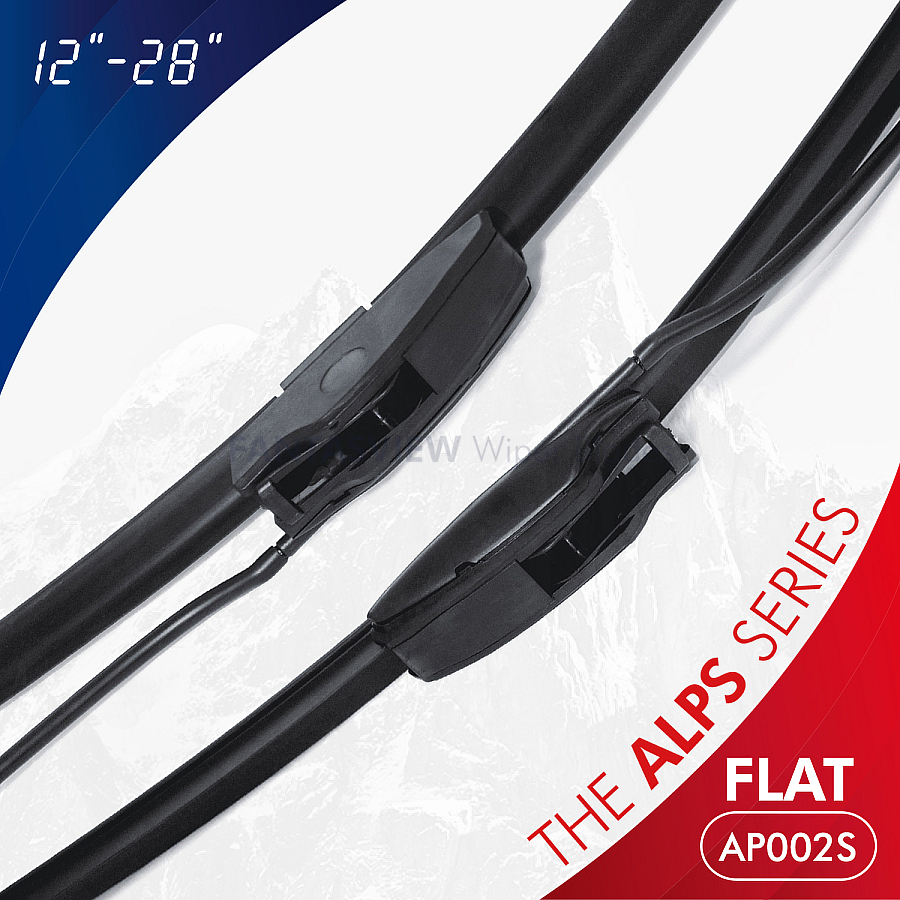 frameless wiper blades