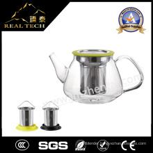 Premium Quality Glass Teapot Transparent Coffee Pot
