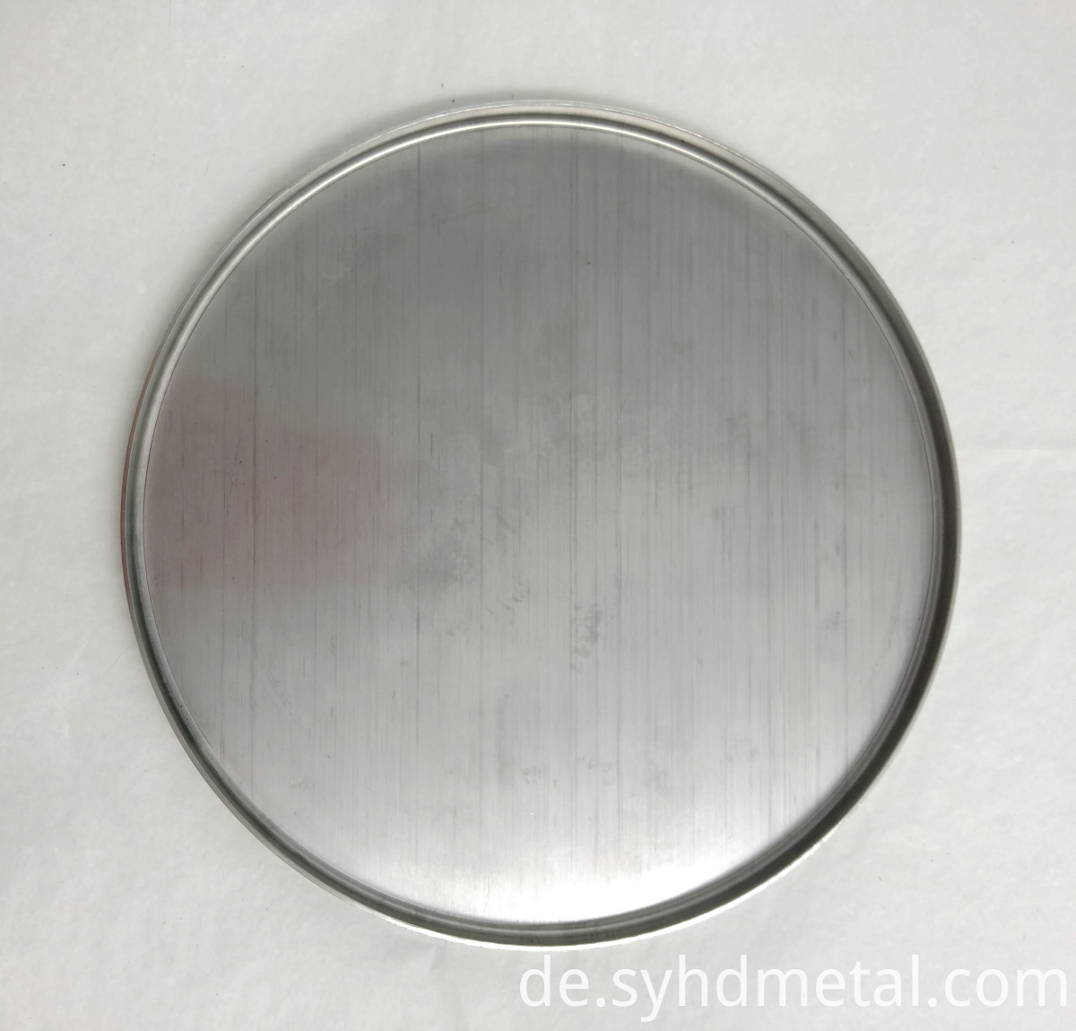metal spinning tray