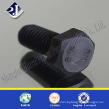 Black pH Coating Hexagon Bolt (DIN933 Grade 10.9)