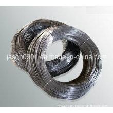 Spheroidizing fio, fio de aço, fio de aço inoxidável
