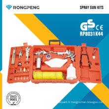 Rongpeng R8031k44 44PCS pistolets de pulvérisation d'air
