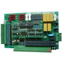 Elevador e sistema de controle paralelo de monta-cargas
