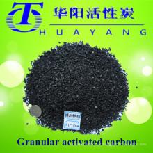 Azul de metileno 220mg / g de filtro de água de carvão ativado a base de carvão