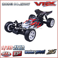 1/10th Scale 4WD Electric Buggy Brushless Version, Spirit EBL RC Model Cars