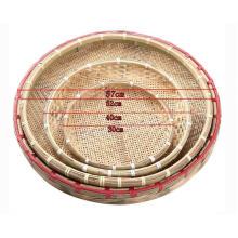 Hochwertiger handgemachter natürlicher Bambuskorb (BC-NB1007)