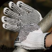 SRSAFETY хлопок трикотажные перчатки хорошая цена