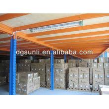 Estantes de ESD, eléctricos de elevación y elevación de plataforma