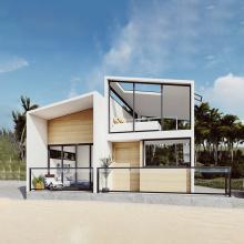 Easy Assemble Prefab Villa
